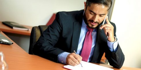 hiring a lawyer business